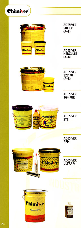 Adesivers